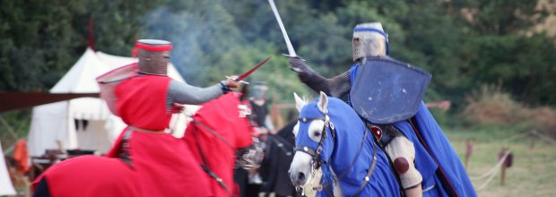 Watch the Medieval Festival video